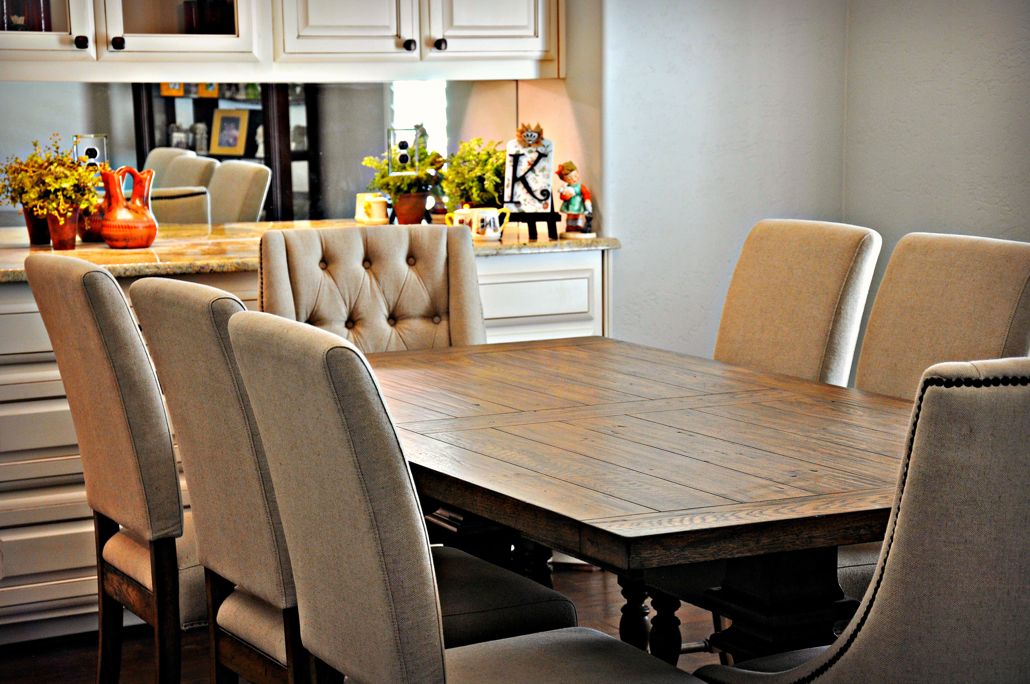 In Search Of The Perfect Dining Table And Chairs